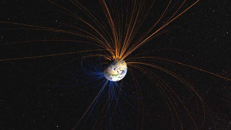 Strange phenomenon under Africa threatens to flip Earth's magnetic field