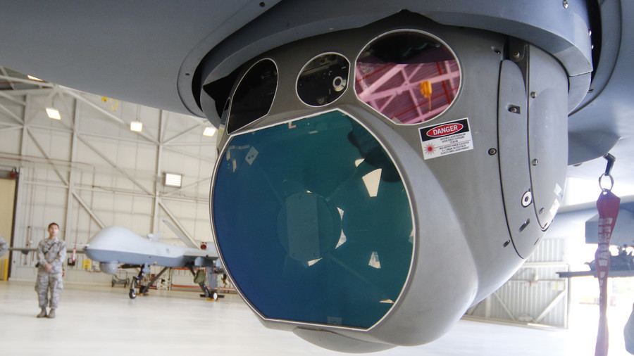 All-Seeing Eye: Google working with Pentagon on using AI for drone improvement