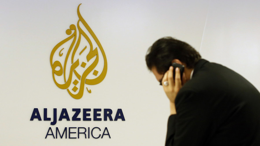 Congressmen call for 'foreign agent' tag for Al Jazeera as it 'digs into pro-Israel lobby'