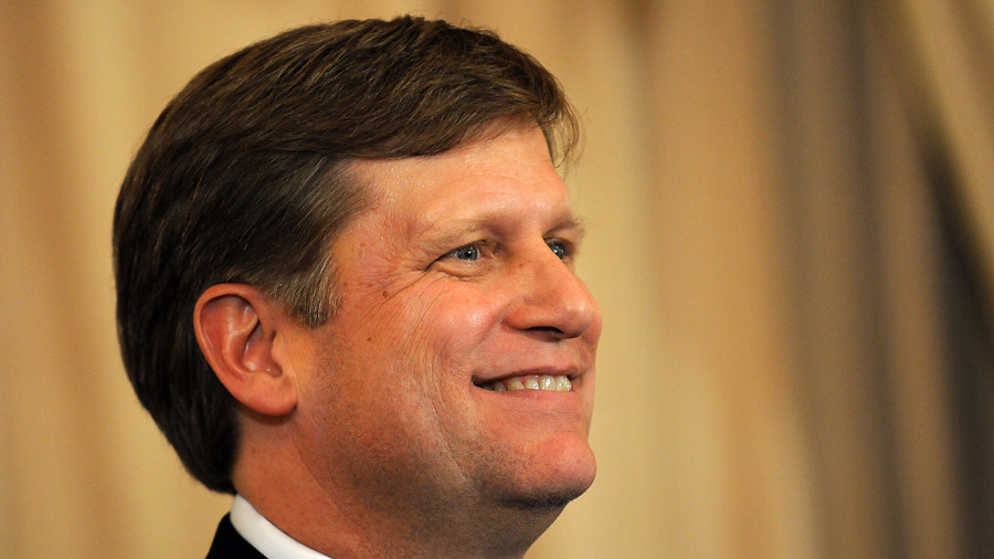 State Dept has $120mn war chest for Russia-bashing – and ex-envoy McFaul wants to spend it