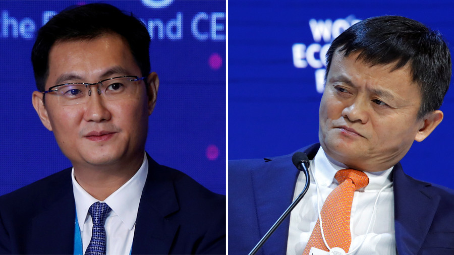 China duo named Ma make Forbes list of world's 20 richest people