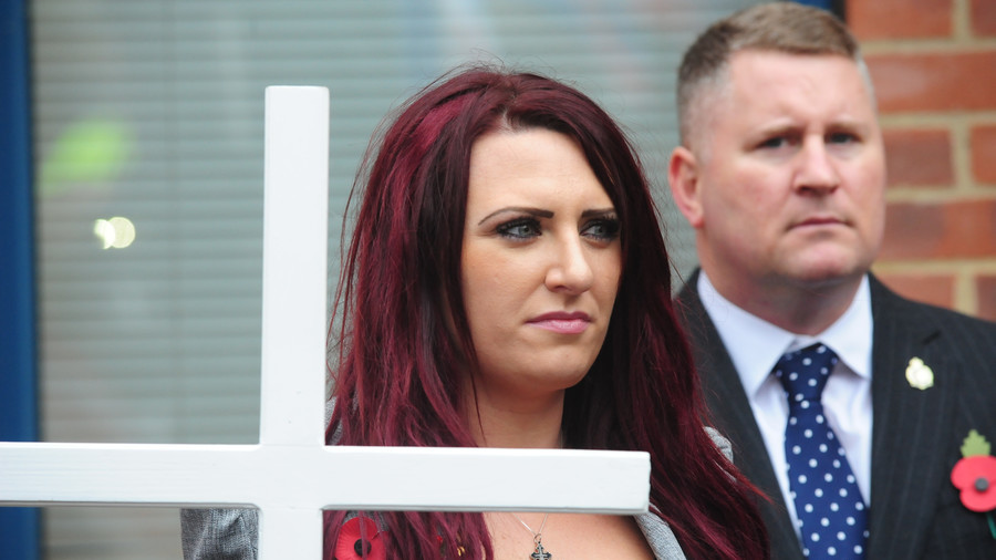 Britain First leaders convicted of anti-Muslim hate crimes