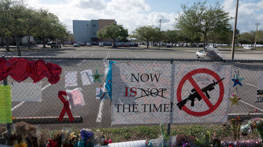 Florida lawmakers pass gun bill that allows arming 'some' school staff