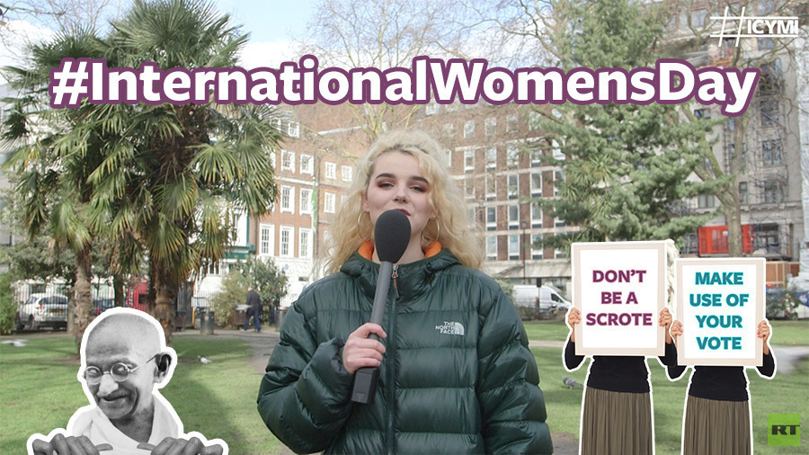 #ICYMI: International Women's Day – what's the best thing gals have given us? (hint: It's not sex)