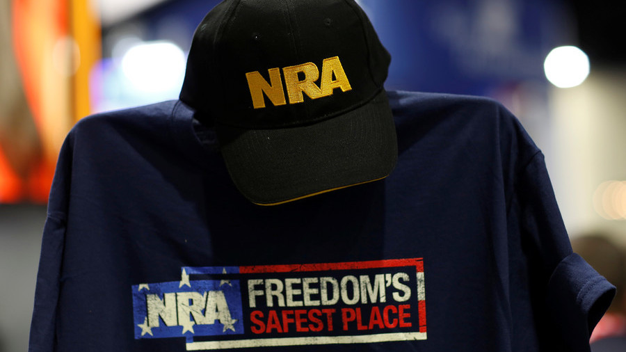 NRA sues Florida over 'unconstitutional' gun law