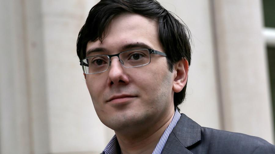 'I took myself down': Tearful 'Pharma bro' Martin Shkreli sentenced to 7 years in prison