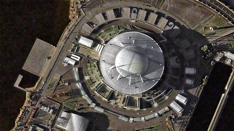 Eye in the sky: Russia 2018 World Cup venues as seen from satellite (VIDEO)