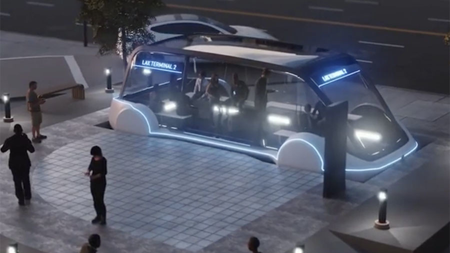Hyperloop 2.0? Musk tweaks plans for underground transport network (VIDEO)