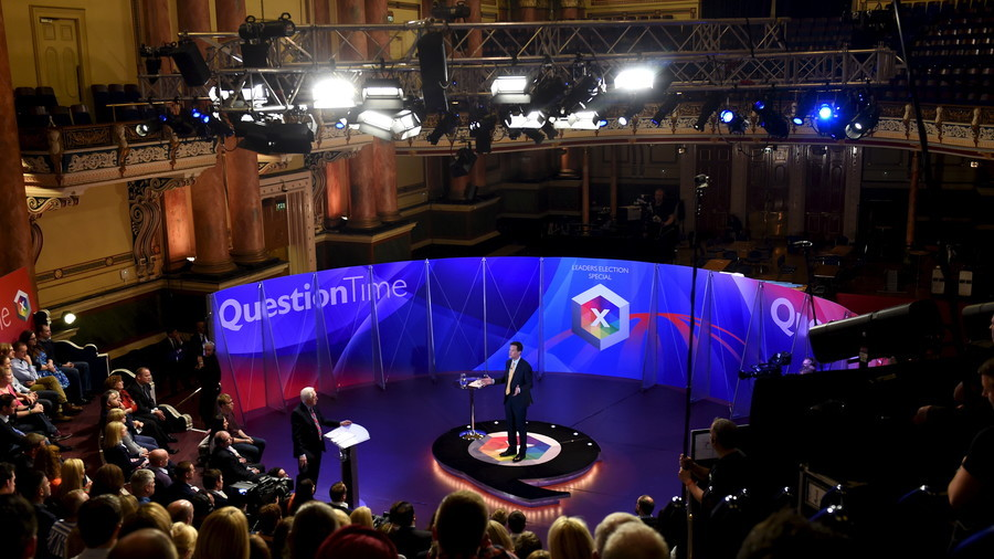 Poetry slam: 'BBC Question Time' pelted with mixed bag of satirical rhymes on Twitter