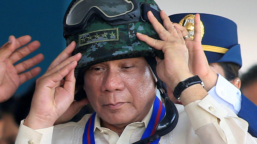 Intl Criminal Court: Philippines withdraws