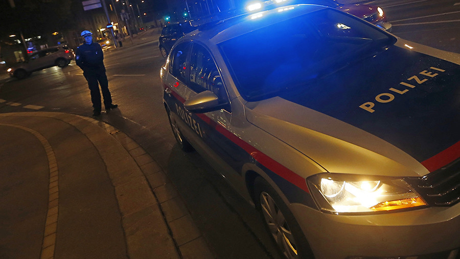 Knife-wielding attacker shot outside Iranian envoy's residence in Vienna