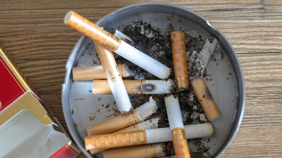 Cigarette forced on 3yo Saudi boy to 'teach him lesson'