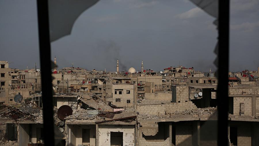 Militant groups split & clash in E. Ghouta, civilians seek shelter – Russian MoD