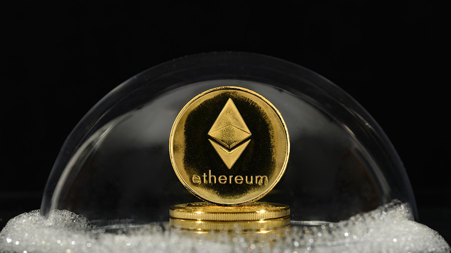 Cryptocurrency ethereum steps closer to institutional trading
