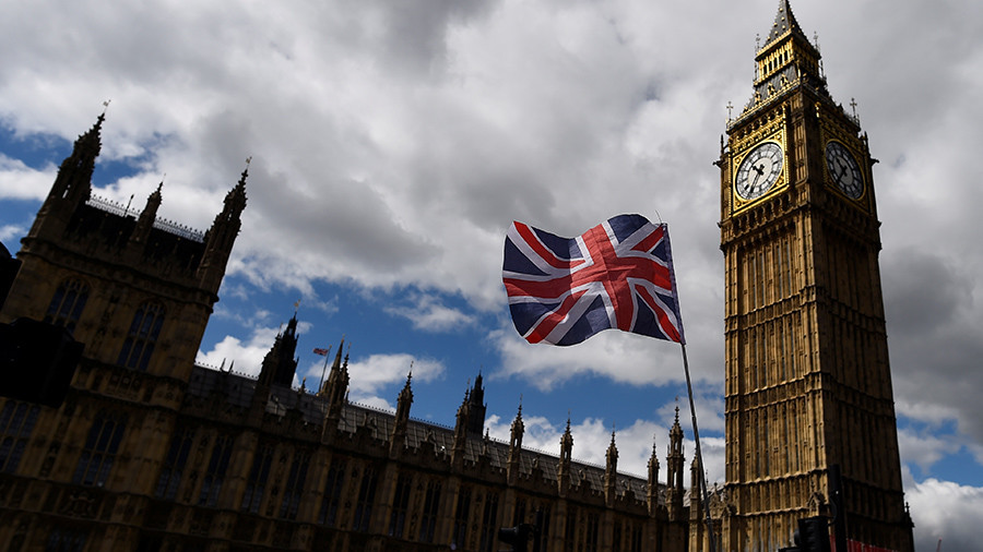 Suspicious 'white powder' sent to UK Parliament building; 2 hospitalised