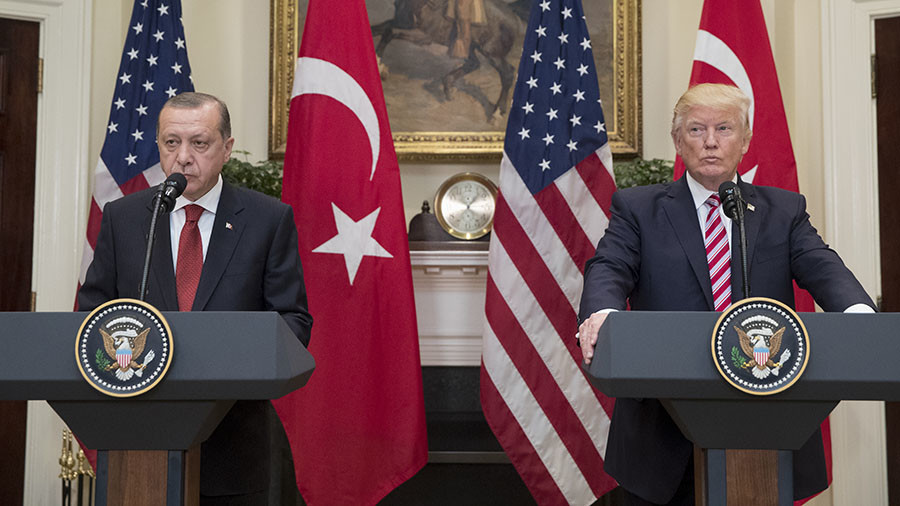 'Breaking point in relations with US' – Turkish FM