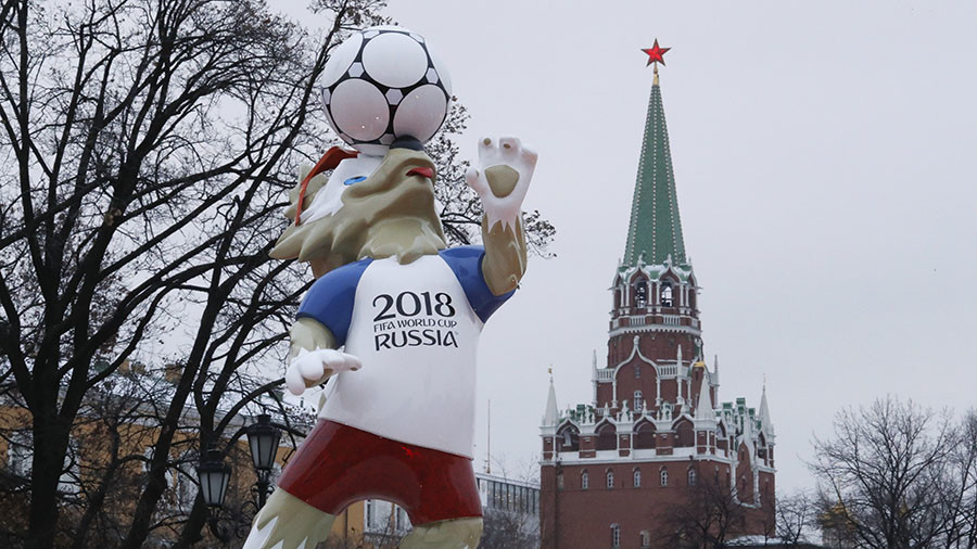 Unable to forgive us for winning right to host World Cup' Russia responds to UK boycott threats