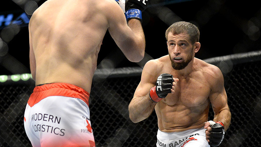 US authorities refuse visa for Russian-born UFC fighter Taisumov in 'political decision'