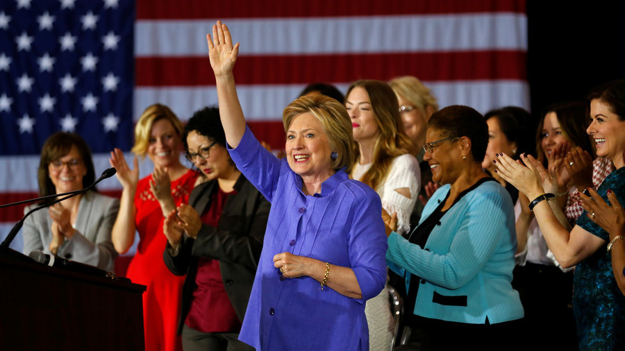 Clinton Blames Her Loss on White Women Listening to Their Husbands