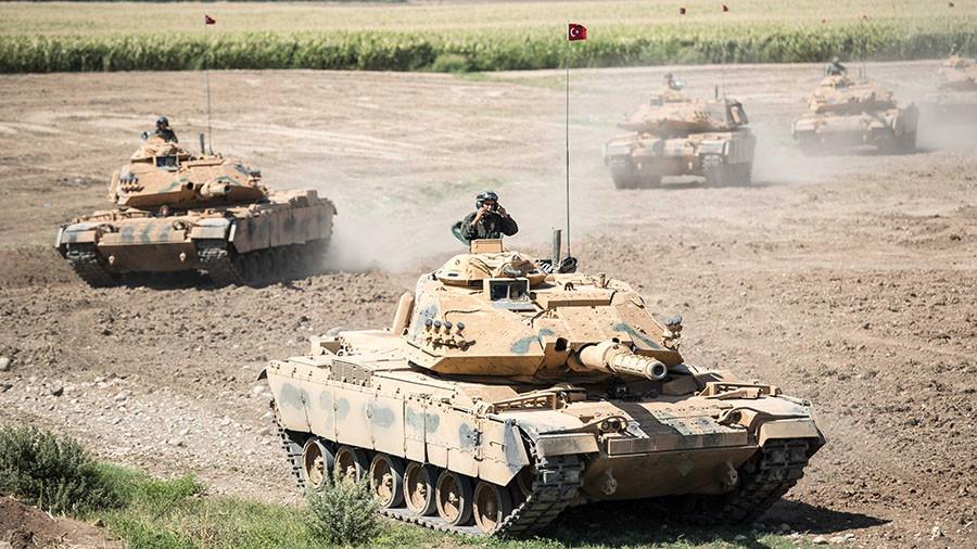 Erdogan hopes Kurdish-held Afrin town to be fully captured by Turkey Wednesday evening