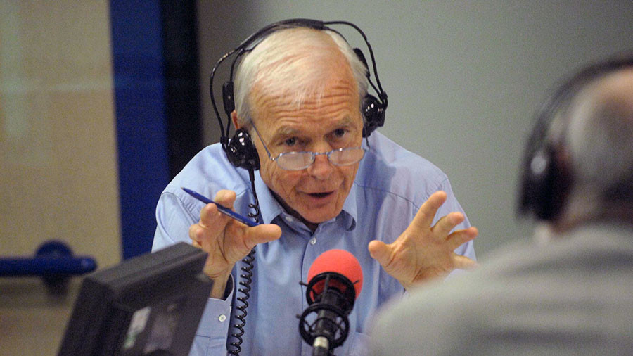 'So desperately disabled': BBC's John Humphrys branded 'ignorant' over Hawking comments