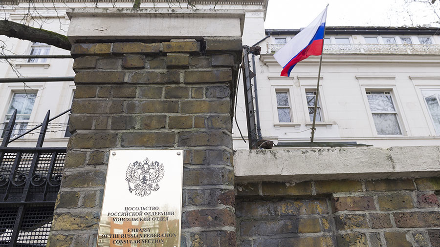 British govt actions over Skripal case are unacceptable & provocation – Russian envoy