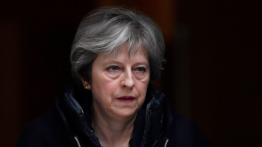 Expel Russian diplomats, ask for more powers – May's plan over Skripal case