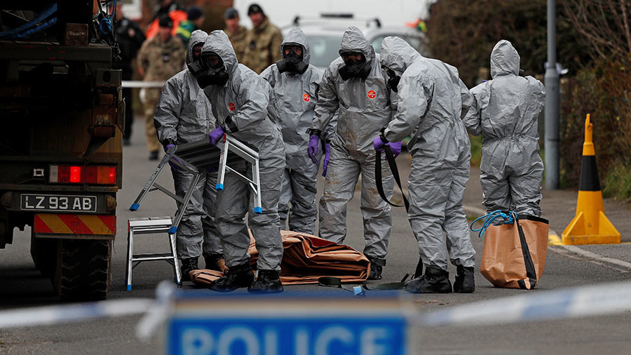 France: Too early to decide on response to 'poisoning' of Skripal in UK