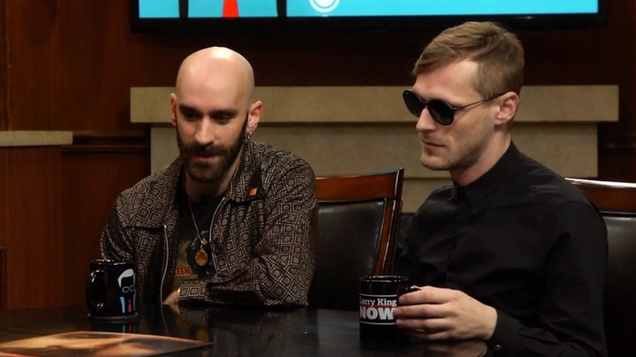 X Ambassadors on 'Joyful,' overcoming obstacles, & gun control