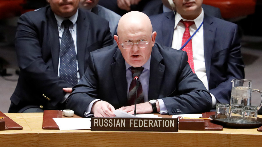 Cui bono? Russian envoy to UN asks about Salisbury case, says Moscow ready for open probe