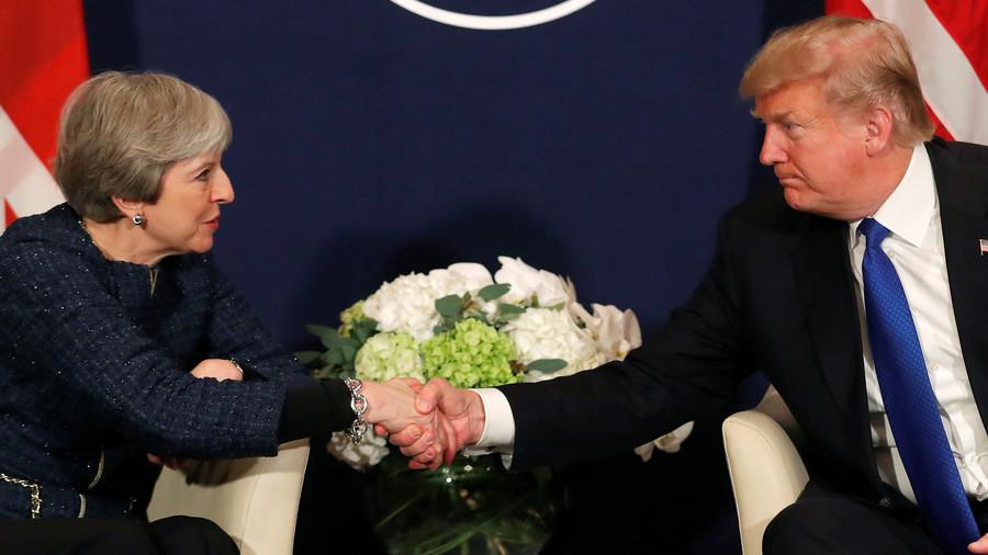 White House backs UK decision to expel Russian diplomats over Skripal saga