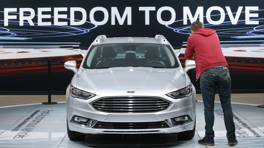 Ford Recalls 1.3 Million Vehicles Because Their Steering Wheels May Fall Off