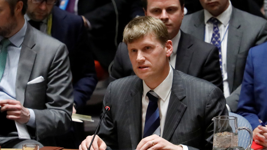 UK blocks Russia's draft UN Security Council statement on Skripal poisoning case
