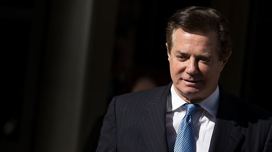 Manafort seeks dismissal of charges 'not related to Russia probe'