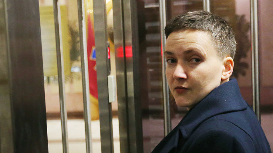 People's Deputy Nadia Savchenko returns to Ukraine