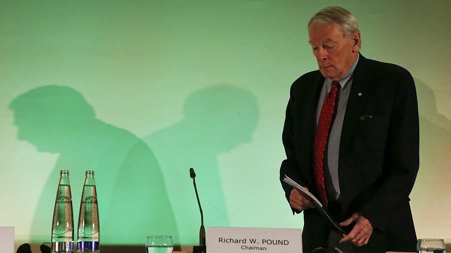 'Dick Pound is chief instigator of sanctions against Russia ' – world champion hurdler Shubenkov
