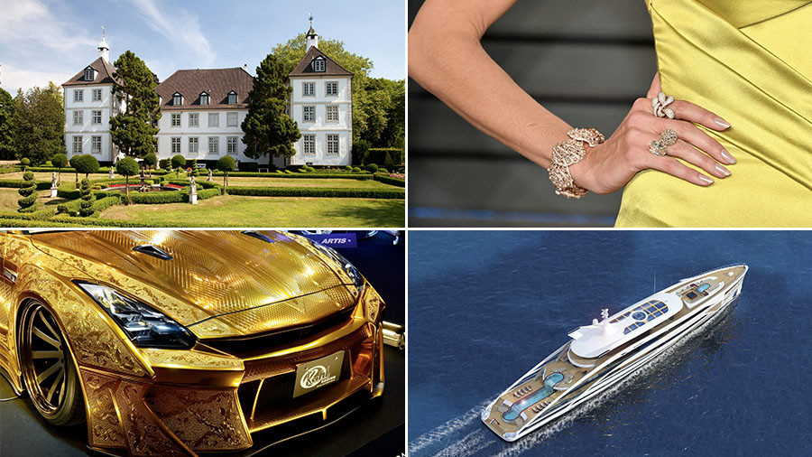 Top 5 most-profitable investments in luxury goods