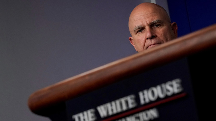 Media say Trump is about to fire National Security Adviser McMaster, White House denies