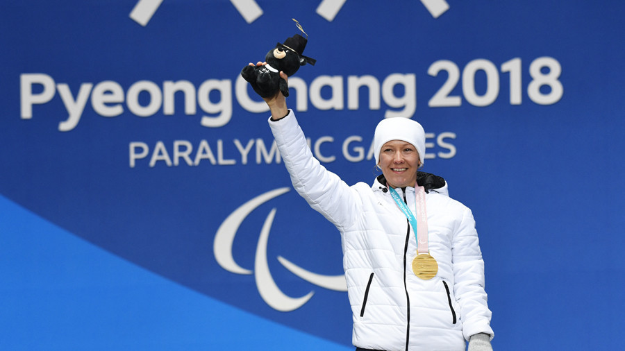 Russian Paralympians continue winning pace in PyeongChang, claim 2 more golds