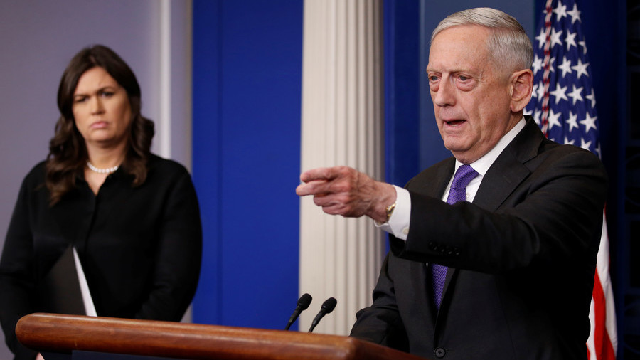 US support for Saudi Arabia's war in Yemen will reduce civilian casualties, Mattis tells Senate
