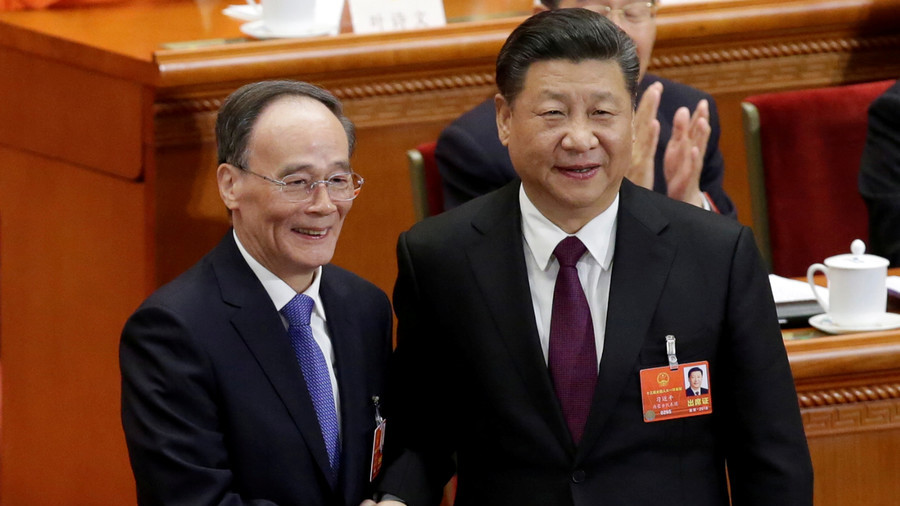 Rulers and World Leaders Congratulate Xi Jinping on His Re-election