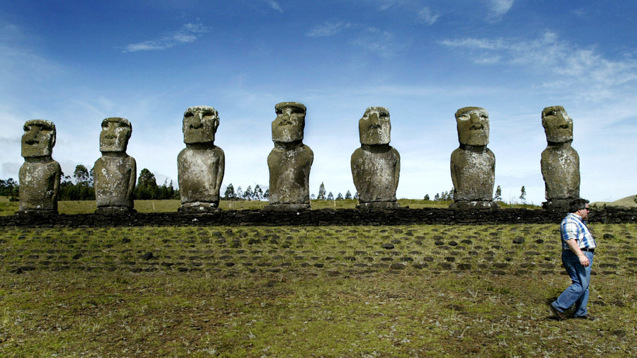 Easter Island statues could be lost to sea, warns UNESCO