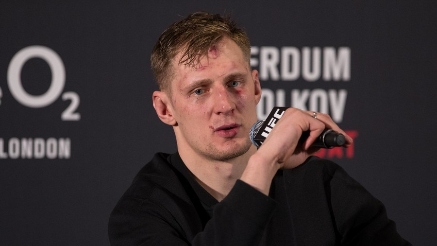 'I wasn't surprised at result of Miocic v Ngannou fight' – Alexander Volkov on UFC heavyweights