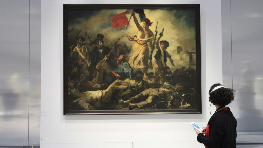 Facebook 'sorry' for censoring nude breasts from iconic French liberty goddess painting