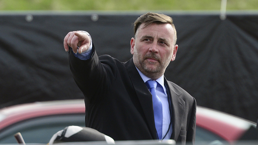 Ex-Pegida leader, who once dressed up like Hitler, deported from UK