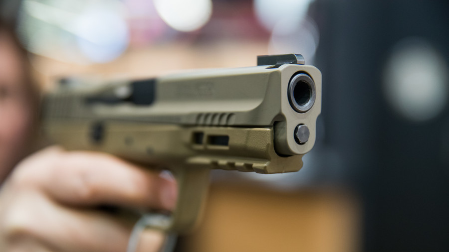 9yo shoots sister in head in argument over video game