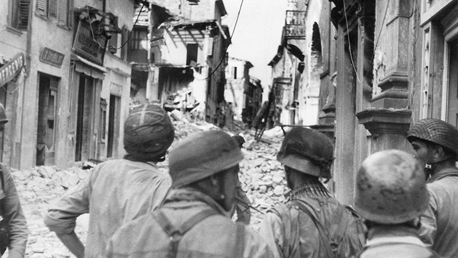 Italian city suspends opening of memorial to WWII soldiers – including Nazis – after outcry