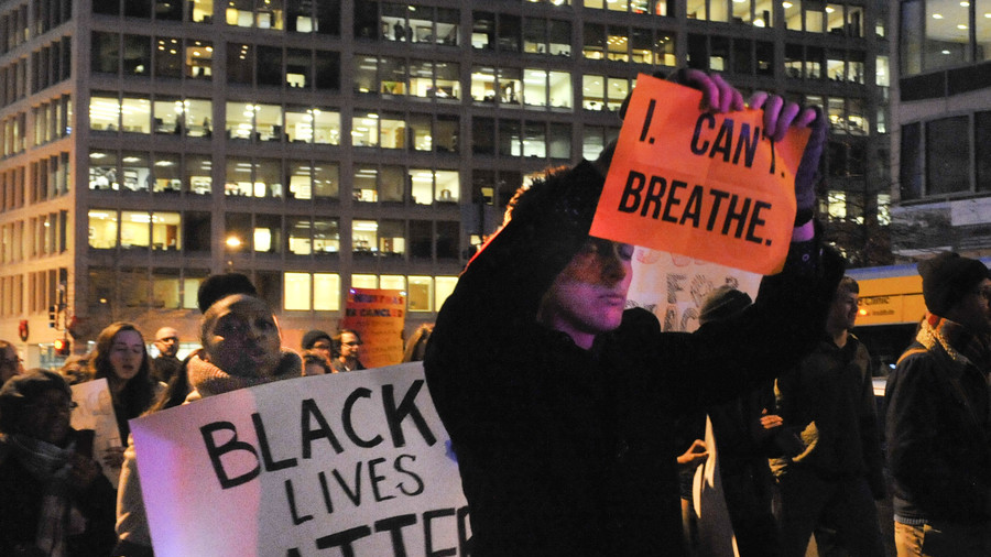 FBI stalked Black Lives Matter activists, redacted documents show
