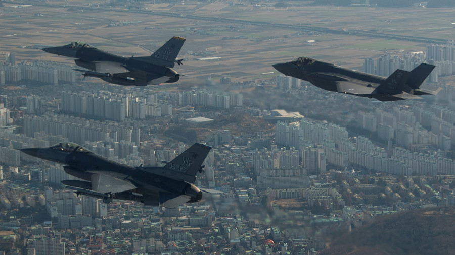 South Korea-US joint military exercises to resume next month