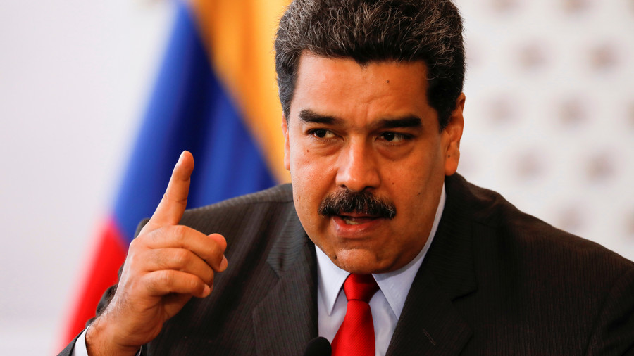 US bans use of Venezuela's oil-backed cryptocurrency as a 'scam supporting dictatorship'